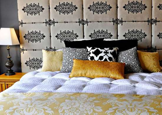 DIY Headboard Ideas - 16 Projects to Make Yourself - Bob Vila