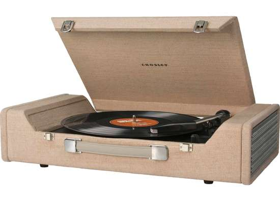 Crosley nomad turntable