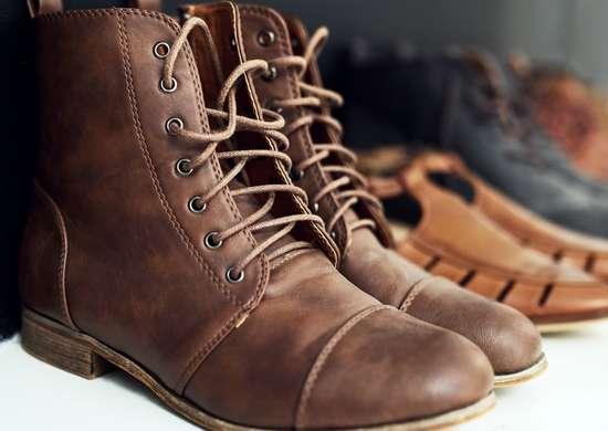 Boots-newspaper