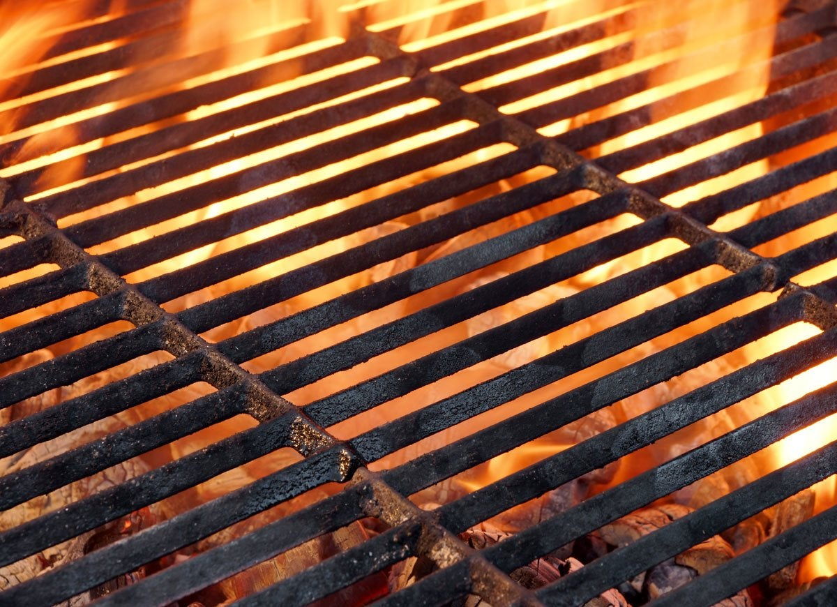 Grill-grates