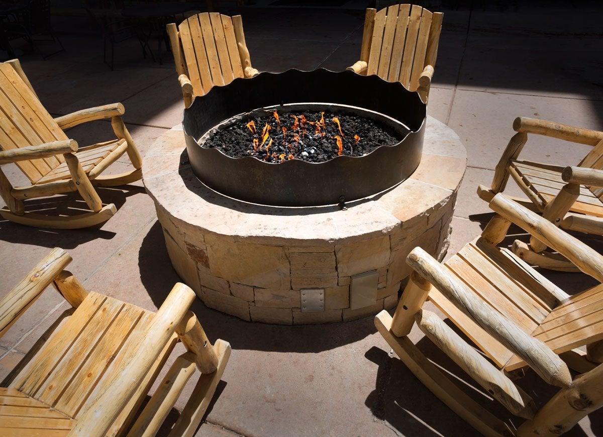 Bonfire-pit