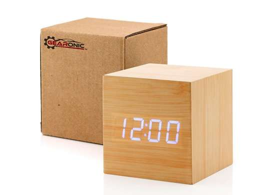 Best Stocking Stuffers - Digital Alarm Clock Thermometer