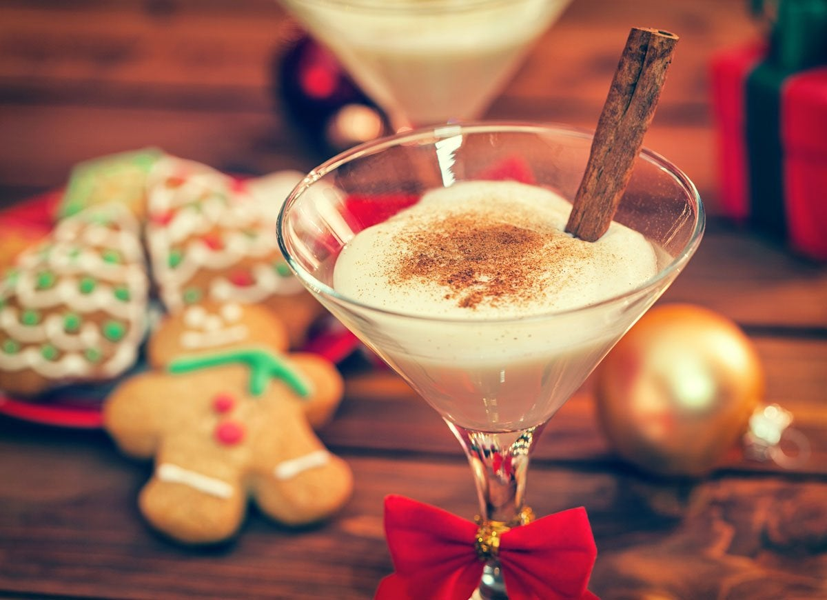 Christmas-cocktail