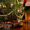 Put a Toy Train Around the Christmas Tree