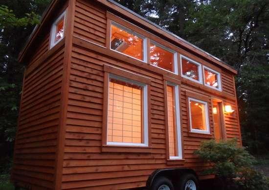 Tiny tea house