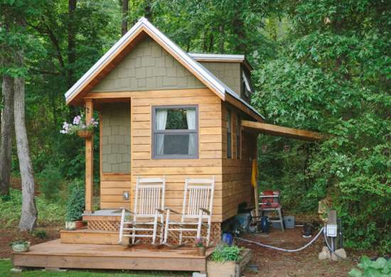 Tiny craftsman bungalow