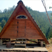 Tiny A-Frame House