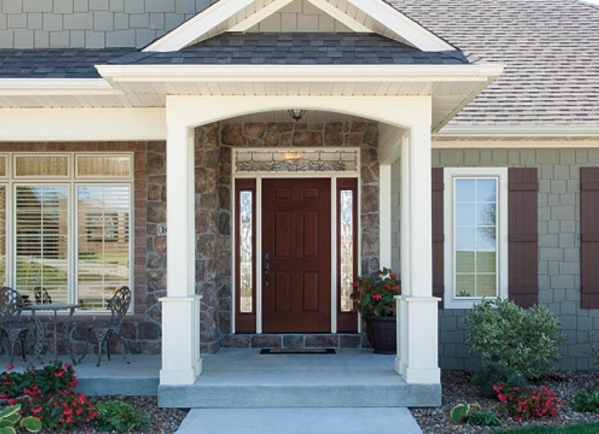 Front Door Ideas 14 Eye Catching Options Bob Vila