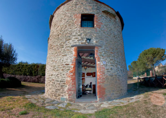 Little tower house