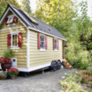 Yellow Tiny House