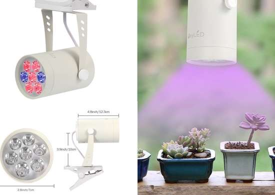 Houseplant grow light 2