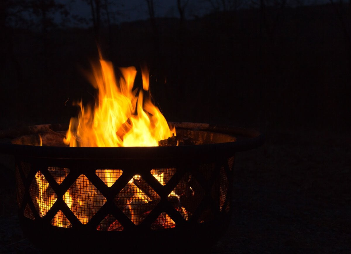 Chapstick firestarter