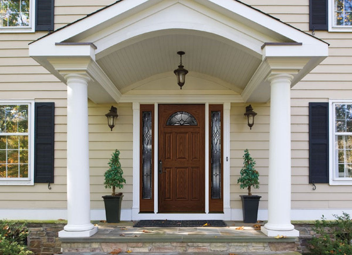 Front Door Ideas 14 Eye Catching Options Bob Vila