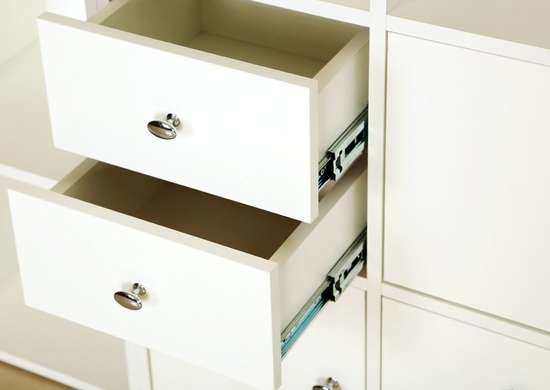 Lubricate Drawer Tracks with Chapstick