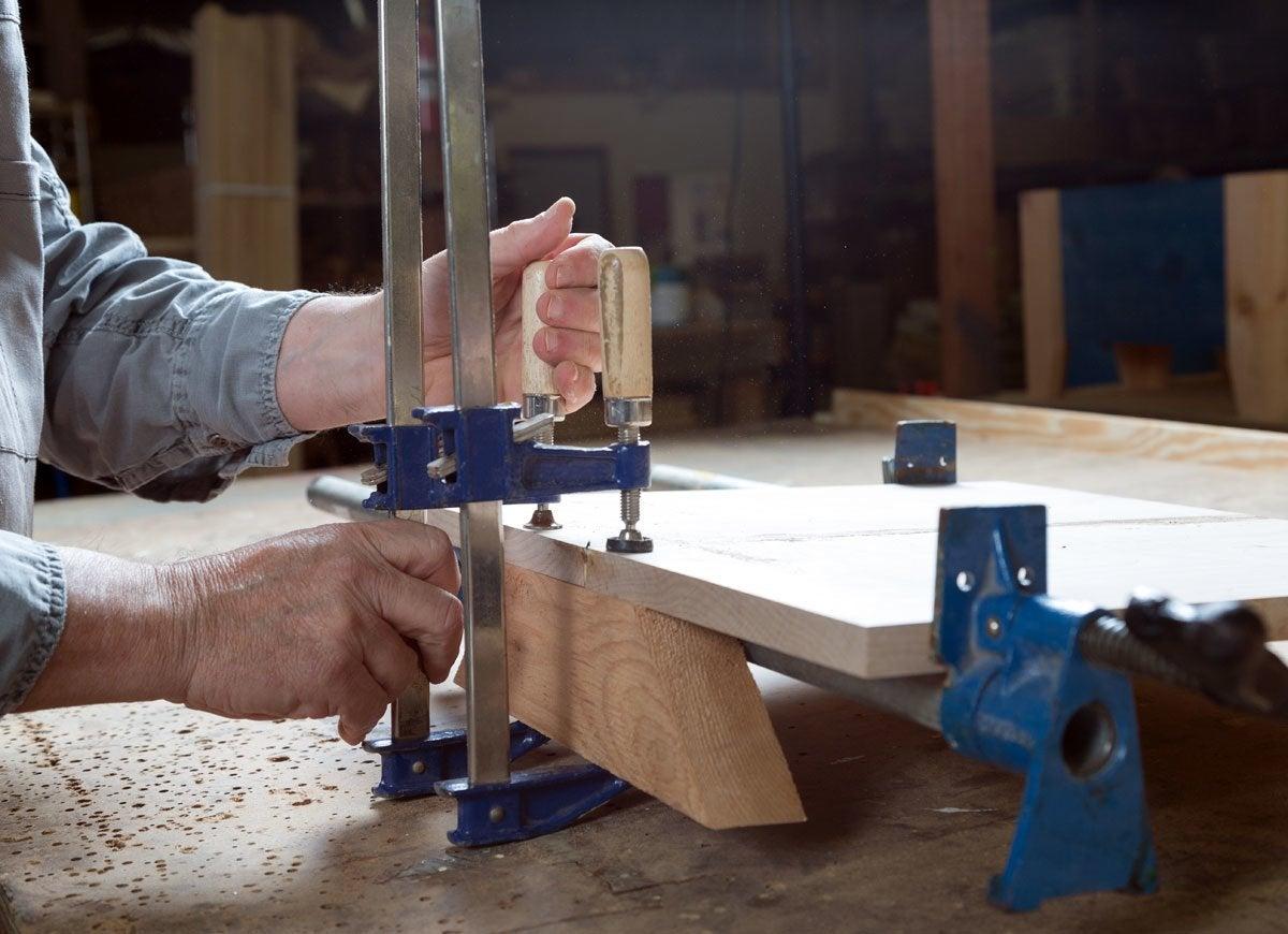 Chapstick bar clamp