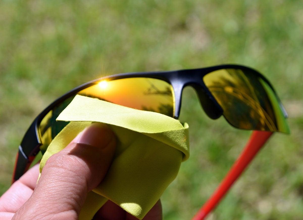 Chapstick foggy glasses