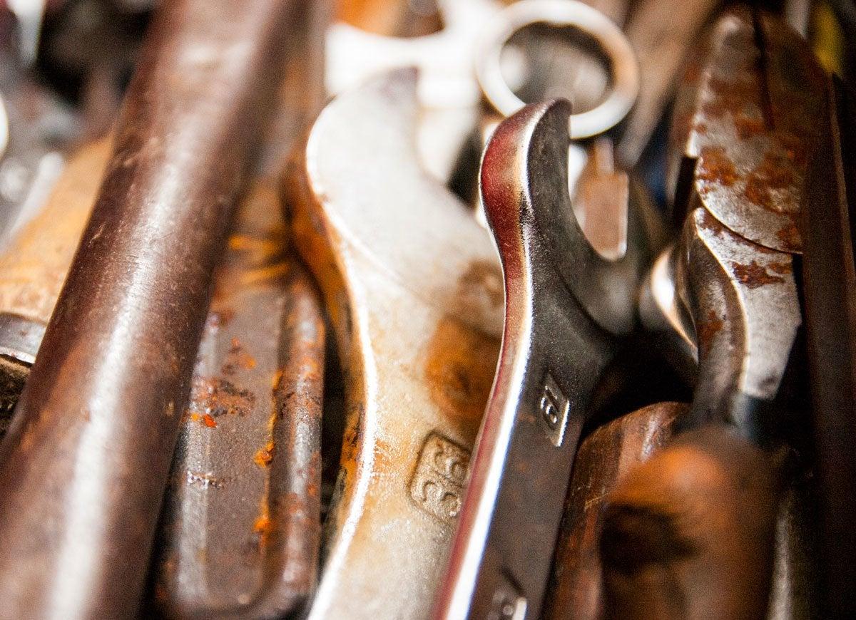 Chapstick-rust-tools