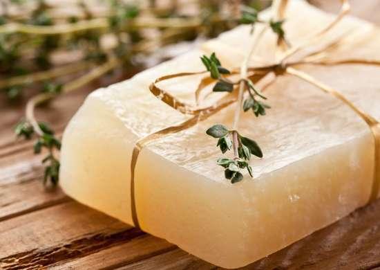 Crock pot soap