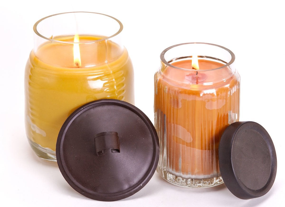 Crock pot candle