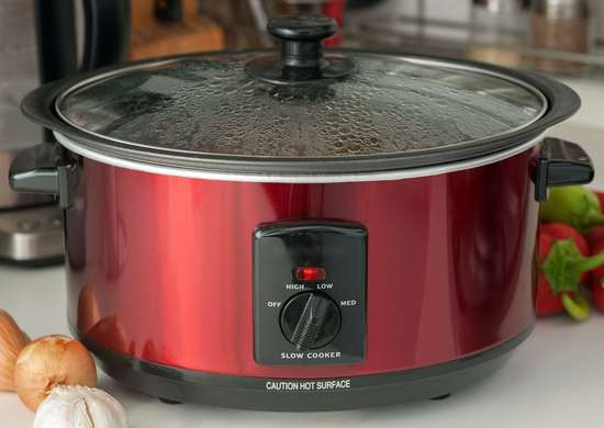 Use Crockpot as a Humidifier
