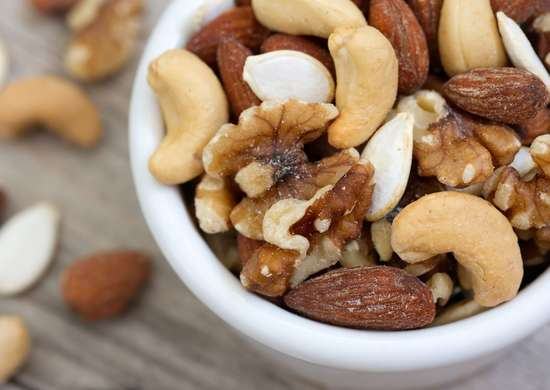 Roast Nuts and Seeds in Crockpot
