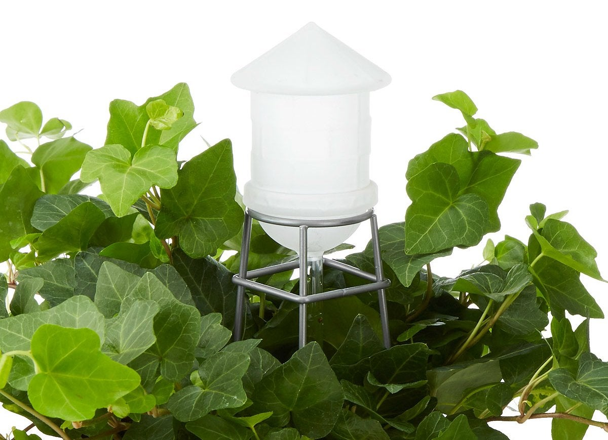 Houseplant water tower