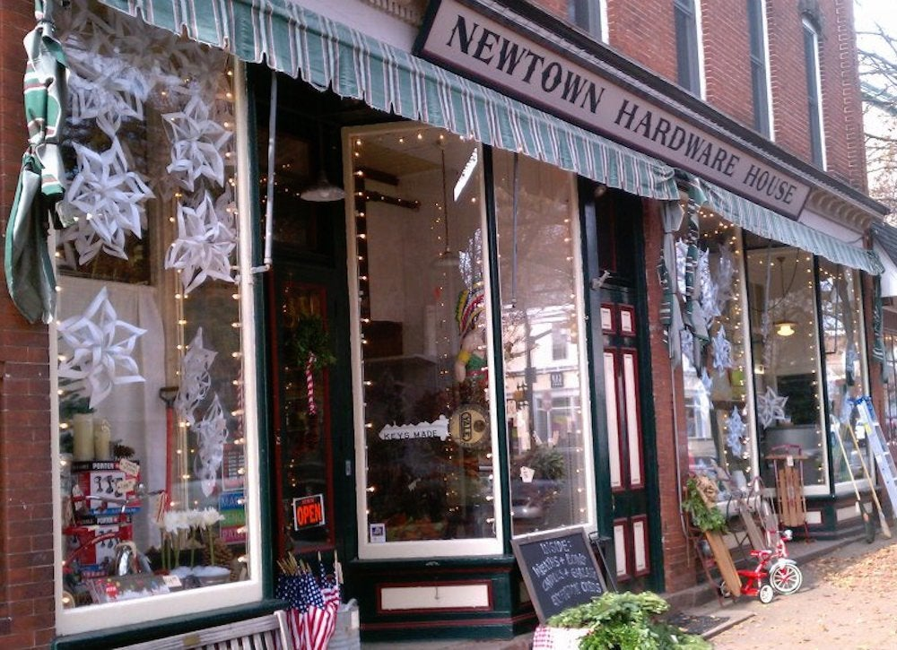 Newtown house hardware