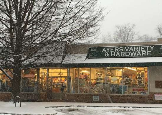 Ayers' Variety & Hardware - Westover, VA