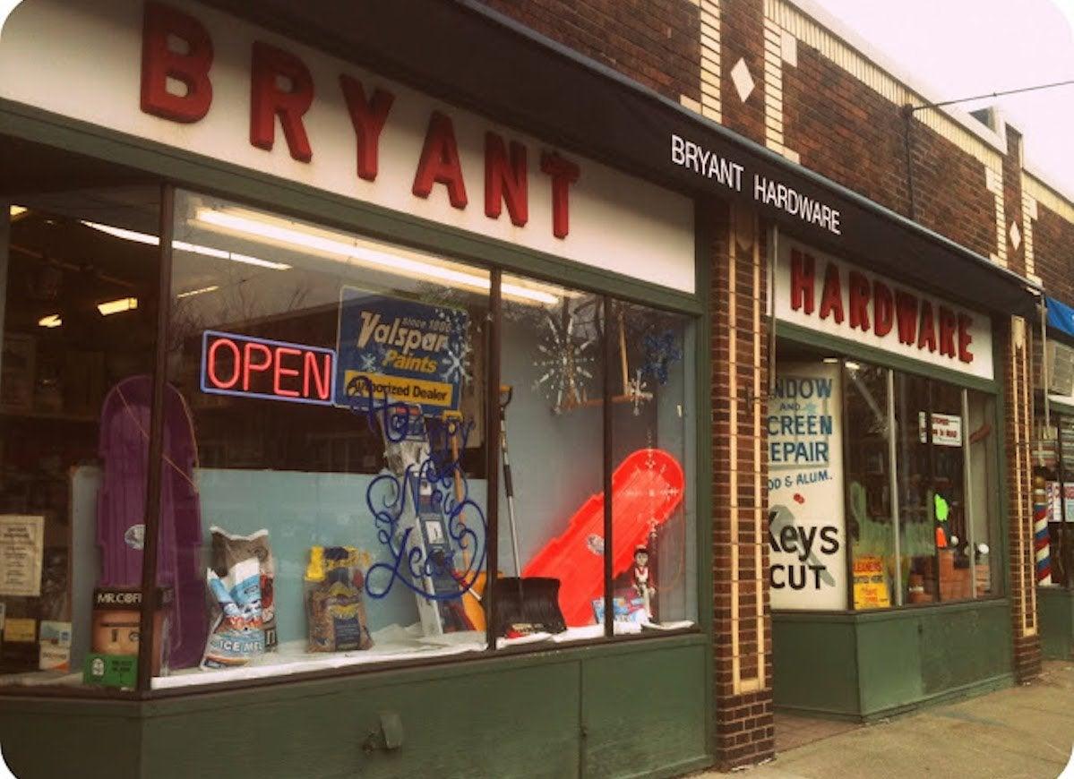 Bryant hardware
