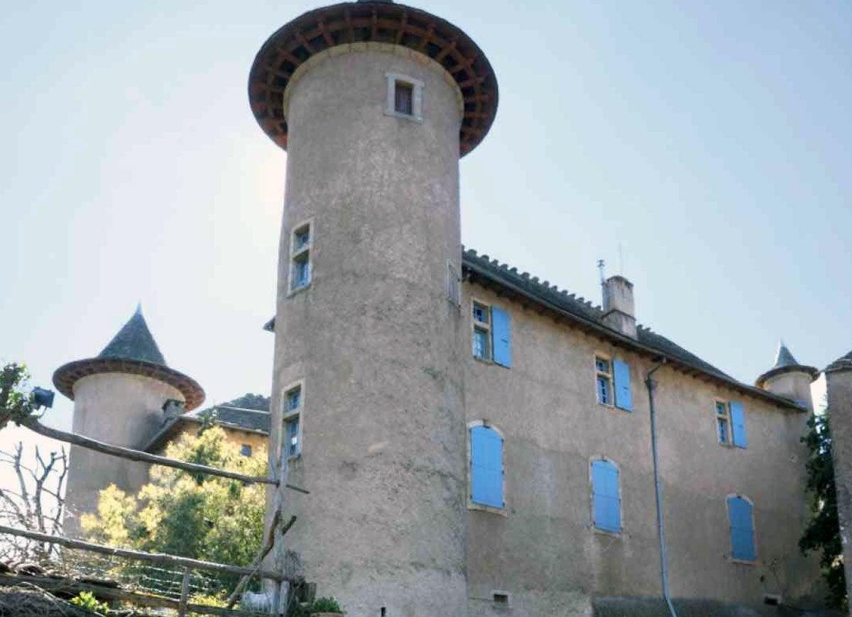 Cevennes castle