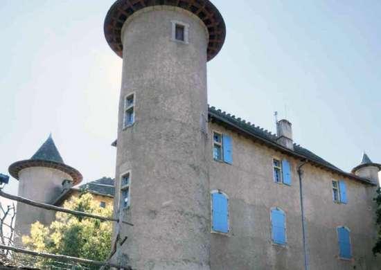 Cevennes-castle