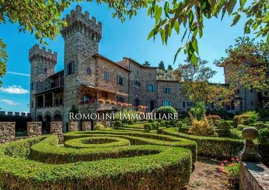 Florence castle
