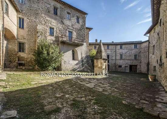 Castle umbria