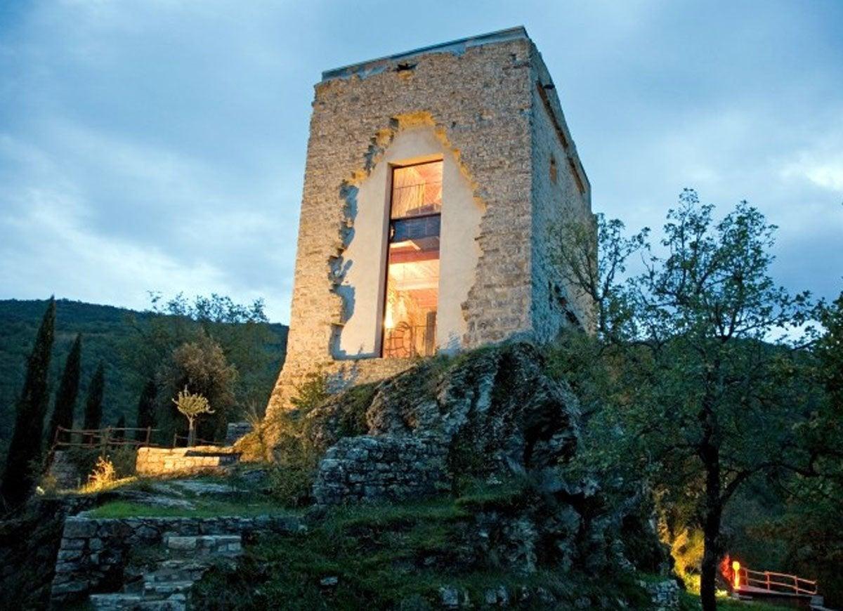 Riosecco castle