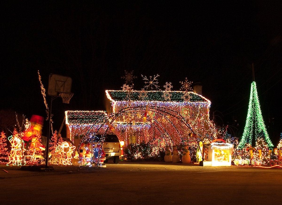 Steel city christmas baldwin pennsylvania