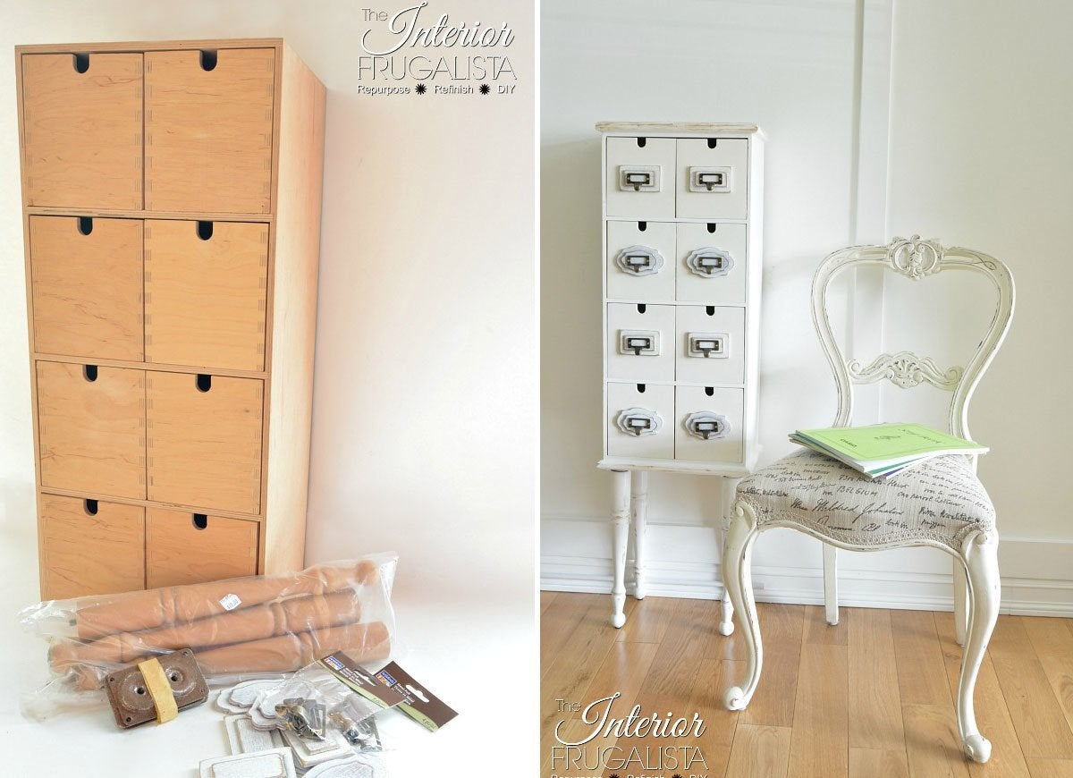 Ikea apothecary cabinet hack ikea hacks the very best for Best vanities 2016