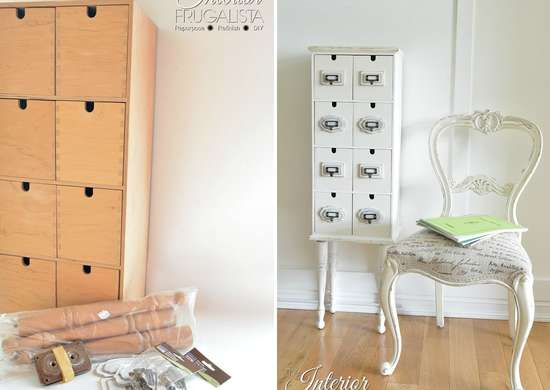 IKEA Apothecary Cabinet Hack