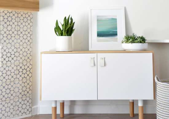 Ikea Console Table Hack Ikea Hacks The Very Best Of 2016 Bob Vila