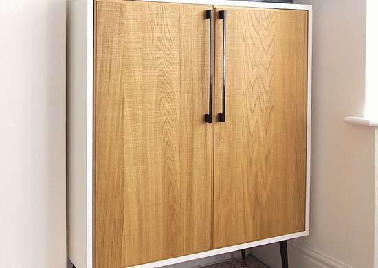 Ikea hack cabinet