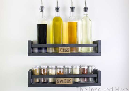 Spice rack hack
