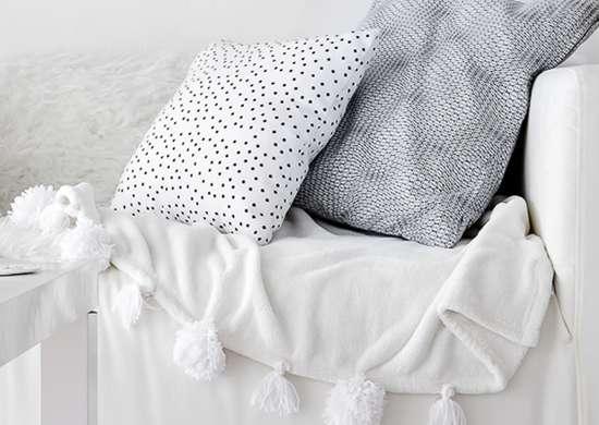 IKEA Hack Blanket