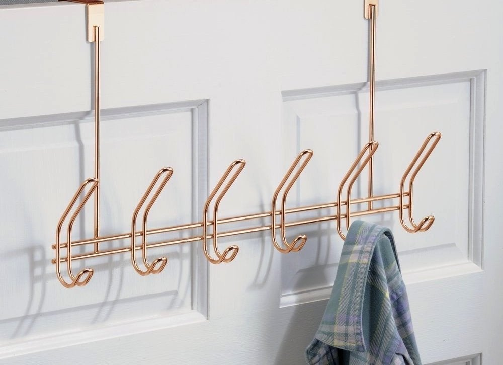 Over-the-door-coat-rack