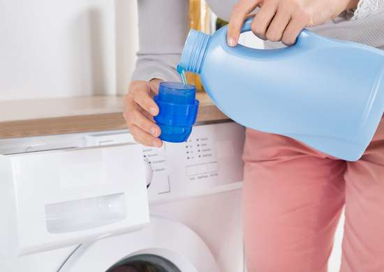 Don't Use Too Much Laundry Detergent