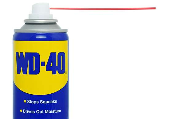 When to Use WD-40