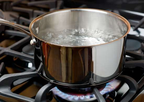 Hot Pans in Cold Water
