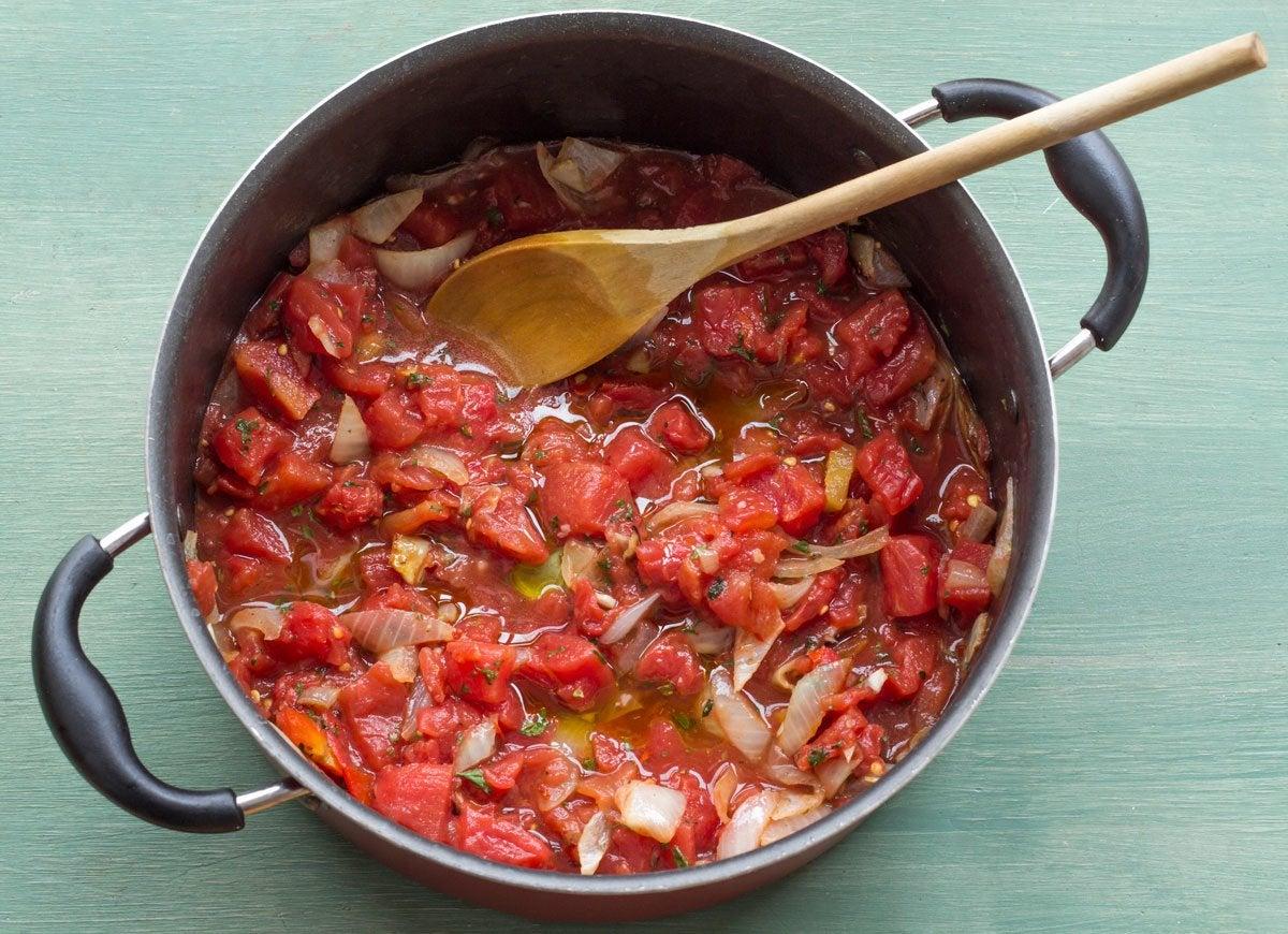 Acidic pan