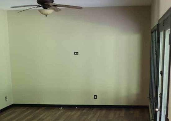Abm tv room before
