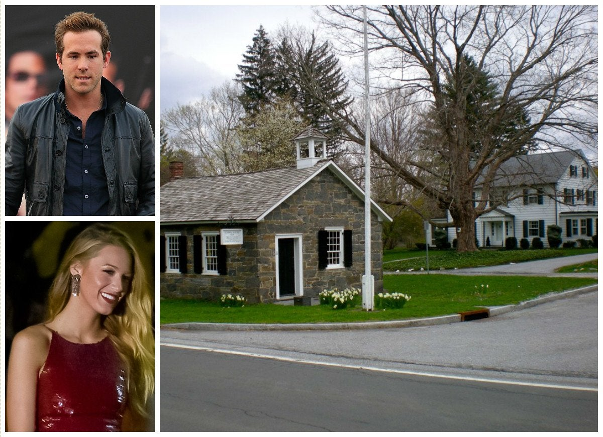 Ryan reynolds blake lively bedford ny