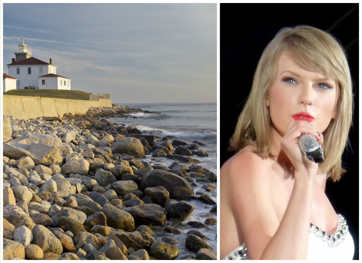 Taylor swift watch hill rhode island