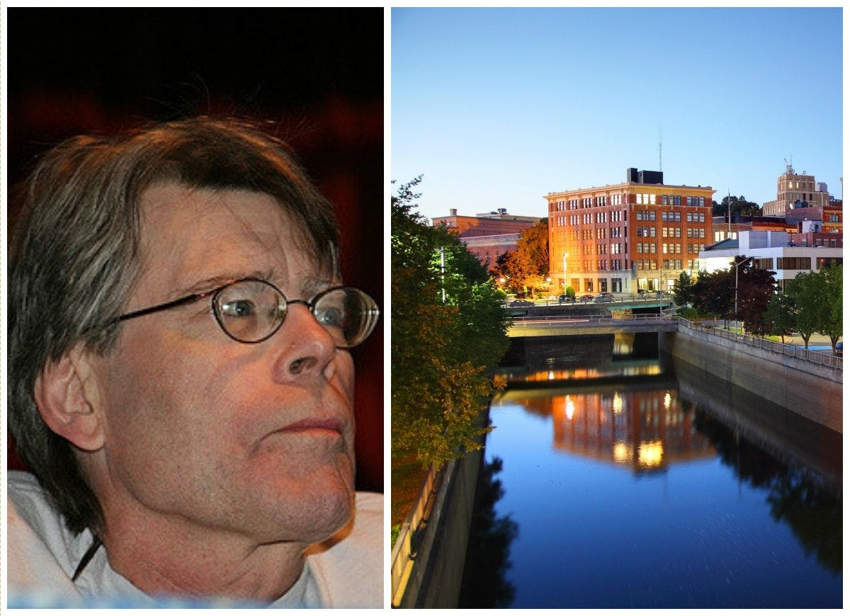 Stephen king bangor maine